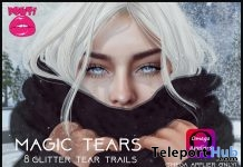 Magic Tears Omega Applier December 2018 Group Gift by POUT! - Teleport Hub - teleporthub.com