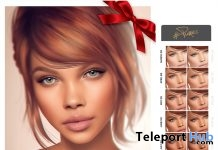 Gift #2 Skin Applier For Catwa Heads December 2018 Group Gift by PUMEC - Teleport Hub - teleporthub.com