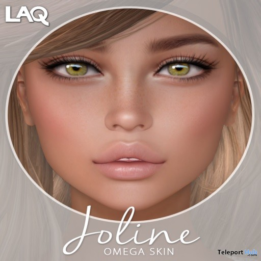 Joline Skin Omega Applier December 2018 Group Gift by LAQ - Teleport Hub - teleporthub.com