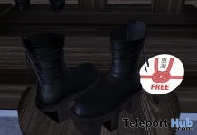 Geta Boots Okinawa New Year Festival December 2018 Gift by GABRIEL - Teleport Hub - teleporthub.com