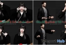 Typing Animation For Female & Male Christmas 2018 Gifts by Body Language Sweet Lovely Cute - Teleport Hub - teleporthub.com