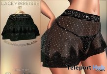 Lovely Skirt 3 Text Colors 5L Promo by Lacey Reisse - Teleport Hub - teleporthub.com