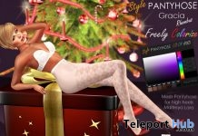Gracia Rhombus Outfit & Heels January 2019 Gift by Style Pantyhose Store - Teleport Hub - teleporthub.com