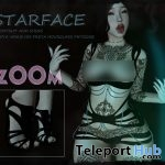 Starface Outfit January 2019 Group Gift by zOOm- Teleport Hub - teleporthub.com