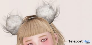 Aussie Hair January 2019 Group Gift by Bonbon - Teleport Hub - teleporthub.com