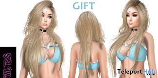 Bailey Outfit January 2019 Group Gift by Mia Styles- Teleport Hub - teleporthub.com