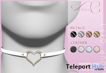 Cute Choker January 2019 Group Gift by elise - Teleport Hub - teleporthub.com