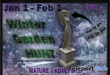 GWH Winter Garden Hunt 2019 - Teleport Hub - teleporthub.com