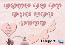 Love Is In The Air Hunt 2019 - Teleport Hub - teleporthub.com