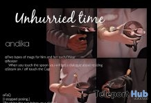 Unhurried Time Wearable Chocolate Cup January 2019 Group Gift by Andika - Teleport Hub - teleporthub.com