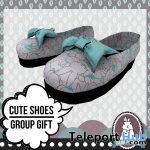 Cute Shoes 1st Anniversary January 2019 Group Gift by DARK&WHITE- Teleport Hub - teleporthub.com