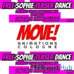 Sophie 49 Bento Dance Gift by MOVE! Animations Cologne- Teleport Hub - teleporthub.com