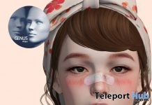 Chae-Hwa Shape For GENUS Babyface Head 75L Promo by Urara - Teleport Hub - teleporthub.com