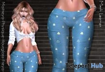 Blue Leggings February 2019 Group Gift by Envious - Teleport Hub - teleporthub.com