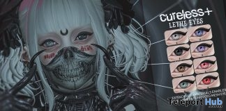 Lethe Eyes February 2019 Group Gift by CURELESS [+] - Teleport Hub - teleporthub.com