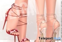 With Love Heels February 2019 Group Gift by REIGN- Teleport Hub - teleporthub.com