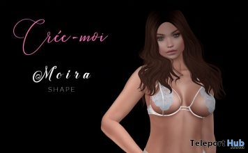 Moira Shape With Style Card February 2019 Group Gift by Cree-Moi- Teleport Hub - teleporthub.com