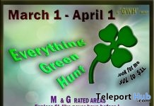 GWH Everything Green Hunt 2019 - Teleport Hub - teleporthub.com