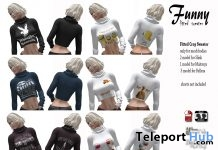 Funny Sweater Fatpack February 2019 Group Gift by [lf design]- Teleport Hub - teleporthub.com