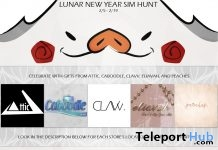 Lunar New Year Hunt 2019 - Teleport Hub - teleporthub.com