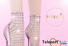 Crazy Boots February 2019 Subscriber Gift by PROMAGIC- Teleport Hub - teleporthub.com
