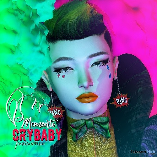 Crybaby Tattoo Spectrum Event February 2019 Gift by memento - Teleport Hub - teleporthub.com