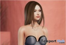 Denim Top Fatpack March 2019 Group Gift by Safira - Teleport Hub - teleporthub.com