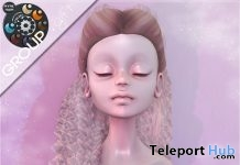 Tivi Hair March 2019 Group Gift by NYNE - Teleport Hub - teleporthub.com