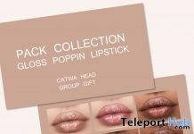 Gloss Poppin Lipstick Pack March 2019 Group Gift by Prada Beauty - Teleport Hub - teleporthub.com