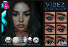 Vibez Eyeshadow March 2019 Group Gift by POUT!- Teleport Hub - teleporthub.com