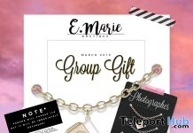 Photographer Necklace March 2019 Group Gift by e.marie- Teleport Hub - teleporthub.com