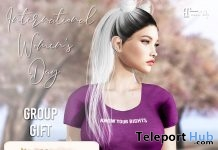 8M Top International Women's Day 2019 Group Gift by Belle Epoque- Teleport Hub - teleporthub.com