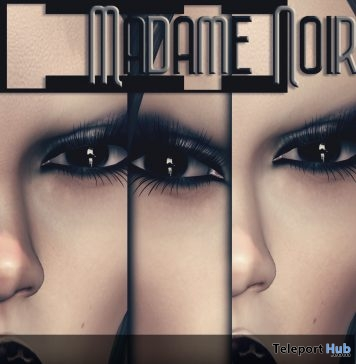 Black Eyes March 2019 Group Gift by Madame Noir- Teleport Hub - teleporthub.com