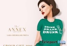 Quinn T-Shirt St. Patrick's Day 2019 Group Gift by The Annex - Teleport Hub - teleporthub.com
