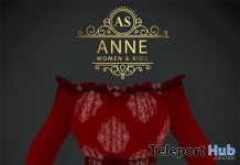 Leona Top 1L Promo Gift by Anne Store - Teleport Hub - teleporthub.com