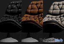New Release: Gentleman Corner Lounge Set by Contrast - Teleport Hub - teleporthub.com