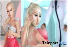 Incision Lines Face Tattoo Gift by Jourda Boutique- Teleport Hub - teleporthub.com