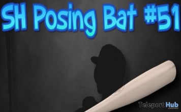 Posing Bat #51 With Animation & Effect Gift by Silver Hawk Company - Teleport Hub - teleporthub.com