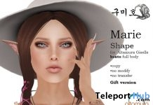 Marie & Jayce Bento Shape For Altamura Giselle And Max March 2019 Gift by KUMIHO- Teleport Hub - teleporthub.com