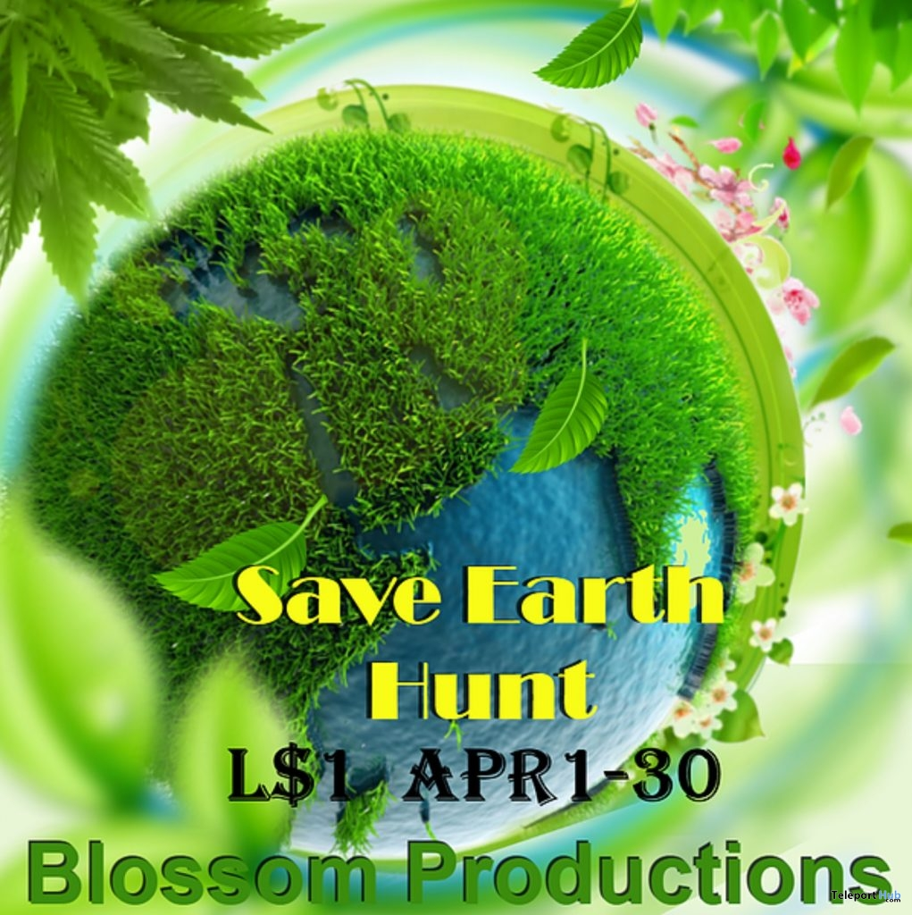 Save Earth Hunt 2019 - Teleport Hub - teleporthub.com