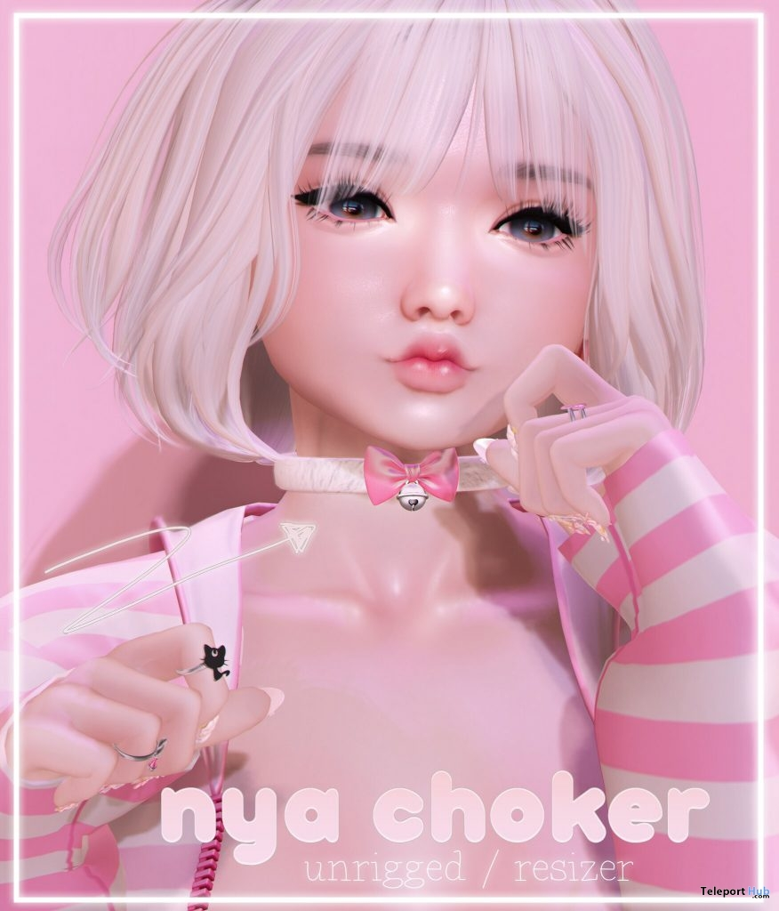 Nya Choker May 2019 Group Gift by {jealousy.} - Teleport Hub - teleporthub.com