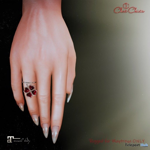 Lilo Lucky Ring May 2019 Gift by ChicChica - Teleport Hub - teleporthub.com