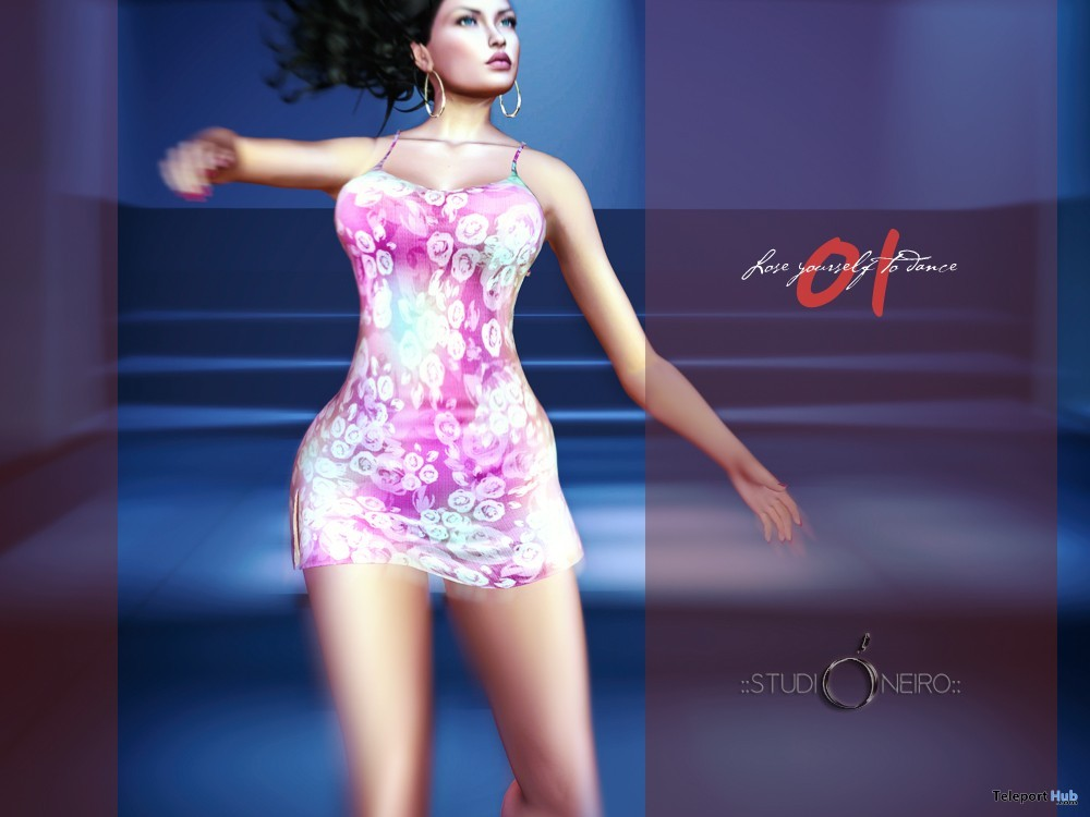Lose Yourself To Dance 01 Pose August 2019 Gift by StudiOneiro- Teleport Hub - teleporthub.com