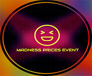 Madness Prices Event Package B March 2021 AD