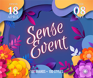 Sense Event Package A 300×250 Ad
