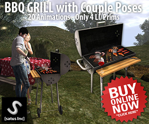 [satus Inc] BBQ Grill Ads 300×250