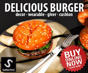 [satus Inc] Delicious Burger 300×250