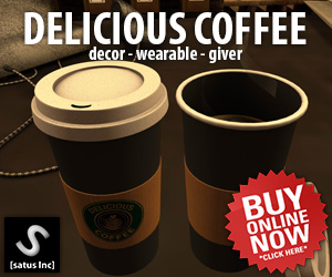 [satus Inc] Delicious Coffee 300×250
