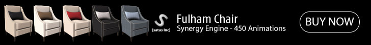 [satus Inc] Fulham Chair Header Ad 728×90