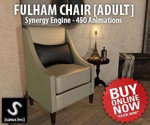 [satus Inc] Fulham Chair Adult 300×250